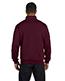 Jerzees 995M Men 8 Oz. 50/50 Nublend Quarter-Zip Cadet Collar Sweatshirt