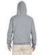 Jerzees 996MT Men Tall 8 Oz. 50/50 Nublend Fleece Pullover Hood