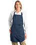 Port Authority A500 Unisex Full Length Apron With Pocket