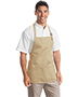 Port Authority A510 Men Medium Length Apron With Pouch Pocket