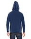 Authentic Pigment AP207 Men French Terry Hoodie