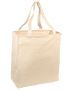 Port & Company B110 Unisex OvertheShoulder Grocery Tote