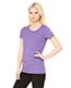 Bella + Canvas B8413 Women Tri-Blend Short-Sleeve T-Shirt