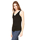 Bella + Canvas B8805 Women Flowy V-Neck Tank