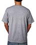 Bayside 5070 Men Short-Sleeve Tee With Pocket