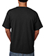 Bayside 5070 Men Short-Sleeve Tee With Pocket