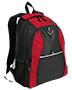 Port & Company BG1020 Unisex Improved Contrast Honeycomb Backpack