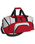 Port & Company BG990S Unisex Improved Colorblock Small Sport Duffel
