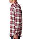 Backpacker BP7001 Men Yarn-Dyed Flannel Shirt