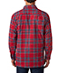 Backpacker BP7002 Men Flannel Shirt Jacket