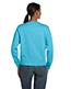 Comfort Colors C1596 Women 10 Oz. Garment-Dyed Wide Band Fleece Crew