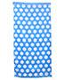 Lt Blu Polka Dot