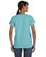 Comfort Colors C3333 Women 5.4 Oz. Ringspun Garment Dyed T-Shirt