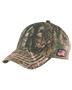 Port Authority C909 Men Americana Contrast Stitch Camouflage Cap