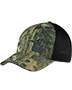 Port Authority C912 Men Camouflage Cap with Air Mesh Back