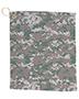 Pro Towels CAM18CG Small Camo Golf Towel