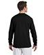 Custom Embroidered Champion CC8C Men 5.2 Oz. Long-Sleeve T-Shirt