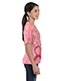 Tie-Dye CD1150Y Pink Ribbon T-Shirt