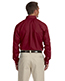 Chestnut Hill CH600 Men Executive Performance Broadcloth