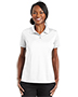 Cornerstone CS422 Women Micro Pique Gripper Polo