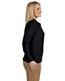 Devon & Jones Classic D110W Women Pima Pique Long-Sleeve Polo