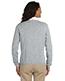 Devon & Jones Classic D475W Women V-Neck Sweater