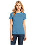 District Made DM104L Women Perfect Weight Crew Tee