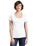 District Made DM106L Women Perfect Weight Scoop Tee