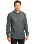 District Made DM3800 Men Long-Sleeve Washed Woven Shirt