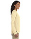 Devon & Jones Pink DP170W Women Stretch Jersey Long-Sleeve Cardigan