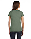 Custom Embroidered Econscious EC3800 Women 4.25 Oz. Blended Eco T-Shirt