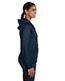 Custom Embroidered Econscious EC4501 Women 9 Oz. Organic/Recycled Full-Zip Hood