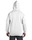 Hanes F280 Men Ultimate Cotton 90/10 Full-Zip Hood