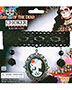 Halloween Costumes FM74676 Women Morris  Day Of Dead Choker