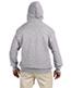 Gildan G126 Men Dryblend 9.3 Oz. 50/50 Full-Zip Hood