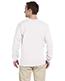 Gildan G240 Men Ultra Cotton 6 Oz. Long-Sleeve T-Shirt