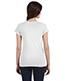 Gildan G64VL Women Softstyle 4.5 Oz. Fit V-Neck T-Shirt