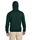 Gildan G925 Men Premium Cotton 9 Oz. Ringspun Hooded Sweatshirt