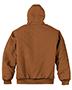 CornerStone TLJ763H Men Tall Duck Cloth Hooded Work Jacket