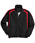 Sport-Tek® TJST60 Men Tall Colorblock Raglan Jacket