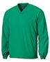 Sport-Tek® TJST72 Men Tall VNeck Raglan Wind Shirt