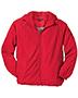 Sport-Tek® TJST73 Men Tall Hooded Raglan Jacket