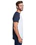 LAT LA6911 Men Forward Shoulder T-Shirt