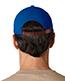 Adams LP104 6-Panel Low-Profile True Color Twill Cap
