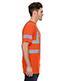 OccuNomix LSSETP Men Class 3 Birdseye Wicking T-Shirt