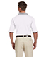 Harriton M210 Men 6 Oz. Short-Sleeve Pique Polo With Tipping