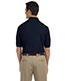 Harriton M265P Men 5.6 Oz. Easy Blend Polo With Pocket