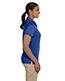 Harriton M353W Women Double Mesh Sport Shirt