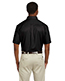 Harriton M500S Men Easy Blend Short-Sleeve Twill Shirt With Stain-Release