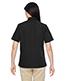 Harriton M545W Women Advantage Snap Closure Short-Sleeve Shirt